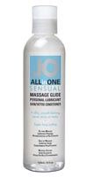 JO Sensual Massage Unscented 120ml,