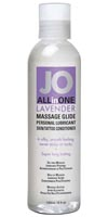JO Sensual Massage Lavender 120ml,