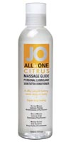 JO Sensual Massage Citrus 120ml,