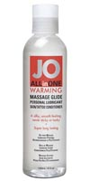 JO Sensual Massage Warming 120ml,