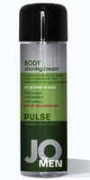 JO Men Body Shaving Cream Pulse,