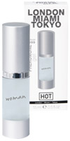 Hot Pheromon Gel Woman 15 ml,