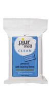 Pjur Med Clean Fleece A 25 Pcs.,