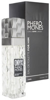 Onyx Pheromone Men Toilette 100 ml,