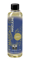 Shiatsu Massage Oil Masculine 250ml,
