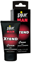 Pjur Man Xtend Cream 50 ml Tube,