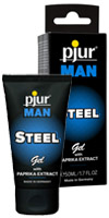 Pjur Man Steel Gel 50 ml Tube,