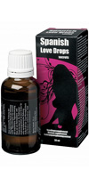 Spanish Love Drops Secrets 30 ml C,