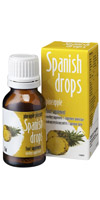 Spanish Drops Pineapple 15 ml,