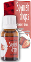Spanish Drops Strawberry 15 ml,